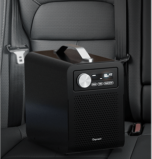 Ozoneair in a car